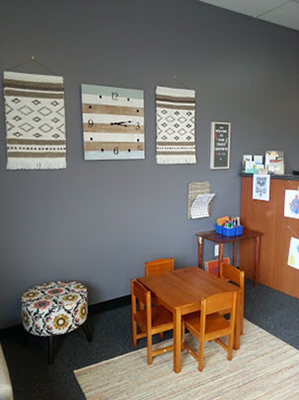 Chiropractic New Baltimore MI Childrens Table