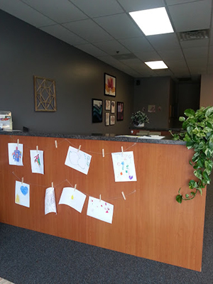 Chiropractic New Baltimore MI Front Desk
